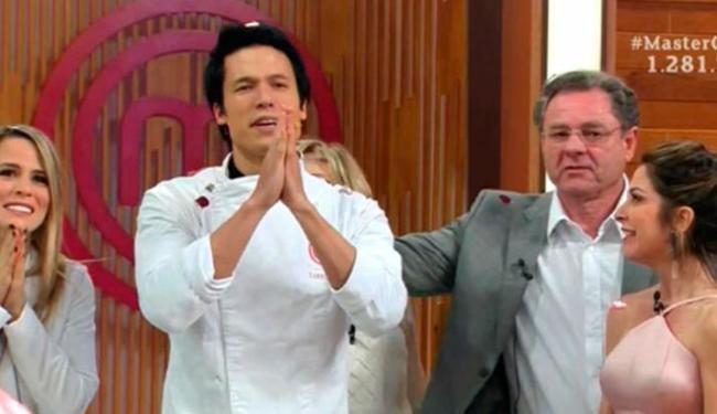 Final de Master Chef foi exibida na noite desta terça - Foto: Reprodução | Band