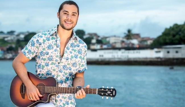 Levi gravou a canção com Saulo - Foto: Fábio Nunes | Divulgação