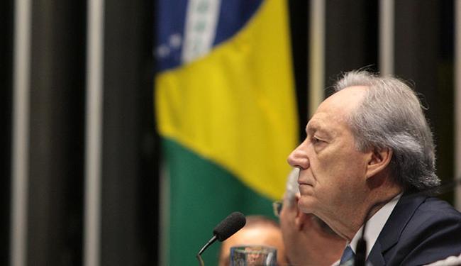 Ministro Ricardo Lewandowski, presidente do STF, comanda a sessão - Foto: Carlos Humberto   SCO   STF