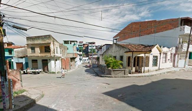 Crime aconteceu na rua Euzébio de Queiroz, na Liberdade - Foto: Reprodução | Google Maps