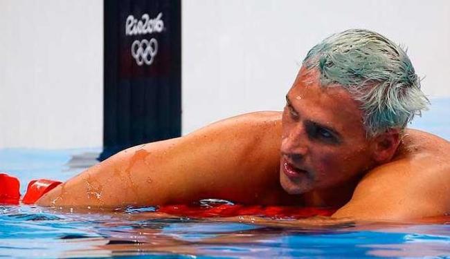 O medalhista de ouro Ryan Lochte teria confrontado os assaltantes - Foto: Agência Reuters