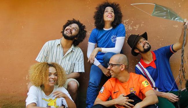 Anelis Assumpção, Curumin e Marcia Castro vão homenagear os Novos Baianos - Foto: Ana Dumas | Divulgação