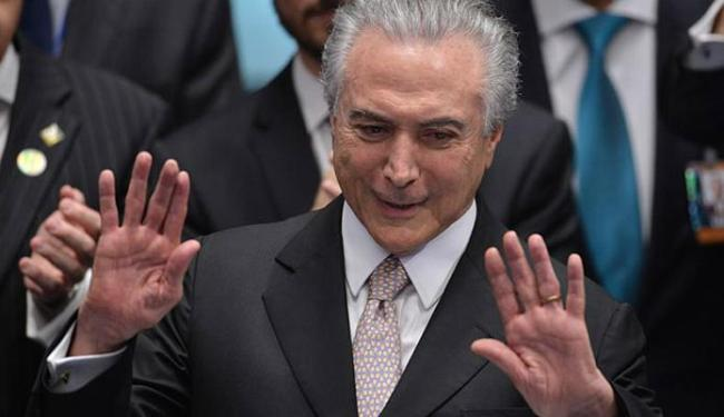 Temer já estava no cargo interinamente desde o afastamento de Dilma, em maio deste ano - Foto: Fabio Rodrigues Pozzebom l Agência Brasil