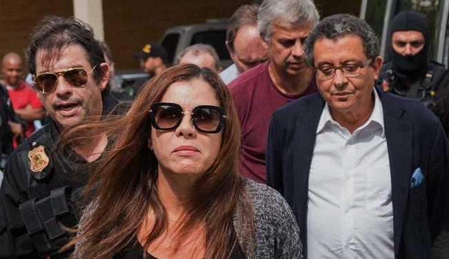 Mônica foi presa junto com o marido, o marqueteiro João Santana - Foto: Cassiano Rosário | Estadão Conteúdo