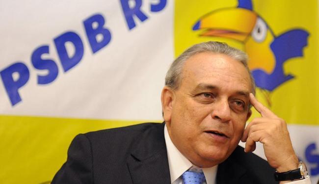 Sérgio Guerra é ex-presidente do PSDB - Foto: Edu Andrade | Agência Estado