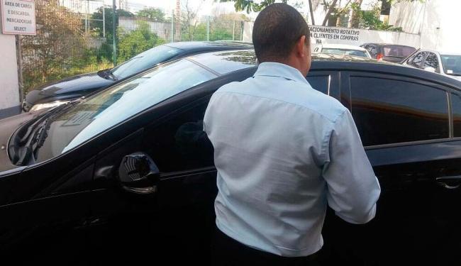 Motorista do Uber prestou queixa após suposta agressão de taxista - Foto: Lúcio Távora | Ag. A TARDE
