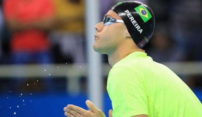 Thiago confirmou djsse que vai tentar participar dos Jogos Olímpicos de Tóquio 2020 - Foto: Dominic Ebenbichler | Reuters
