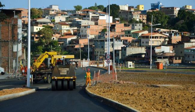 A obra custou para os cofres públicos um investimento de R$ 50 milhões - Foto: Lucas Pondé   GOVBA
