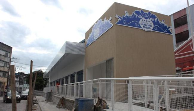 O novo Mercado Dois de Julho vai contemplar 12 boxes e abrigar cerca de 70 feirantes - Foto: Divulgação   Agecom