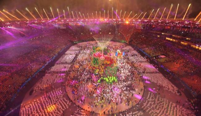 Em 17 dias, a Olímpíada do Rio reuniu 11.303 atletas de 206 países - Foto: Fabrizio Bensch   Reuters