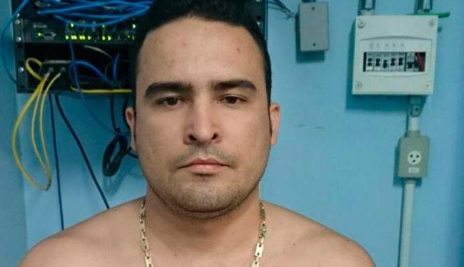 Osivaldo era procurado pela polícia pelos crimes de homicídio, roubo e tráfico - Foto: Divulgação SSP | Divulgação