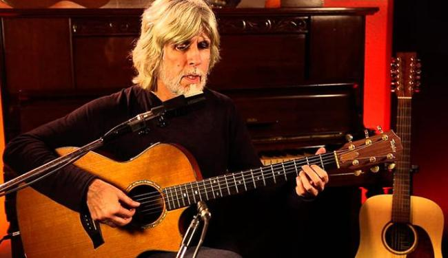 Oswaldo Montenegro vai cantar as música que pedirem - Foto: Cláudio Machado   Divulgação