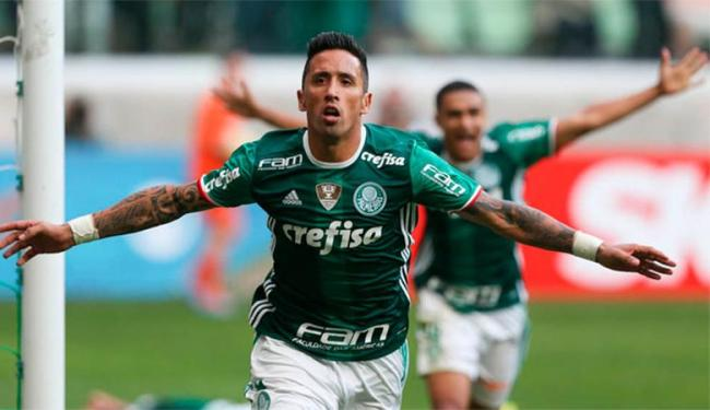 Após vencer o Vitória, Palmeiras é líder isolado do Campeonato Brasileiro - Foto: Divulgação | Palmeiras