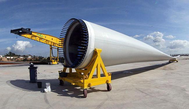 Empresas do setor de energia eólica são as responsáveis pelo aumento no número de empregos - Foto: Camila Souza l Gov-BA