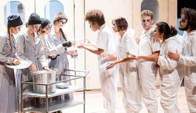 Alguns dos intérpretes mais atuantes do cenário teatral baiano estão no elenco do espetáculo - Foto: Divulgação