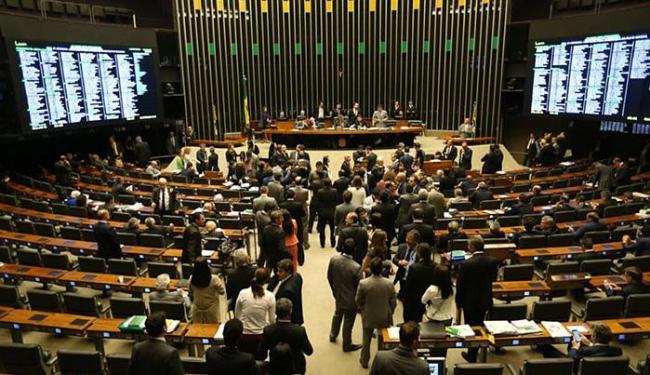 Plenário da Câmara dos Deputados, em Brasília - Foto: Fabio Rodrigues Pozzebom l Agência Brasil