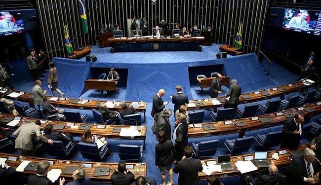 Reta final do processo do impeachment de Dilma começa nesta quinta, 25, no Senado - Foto: Wilson Dias l Agência Brasil