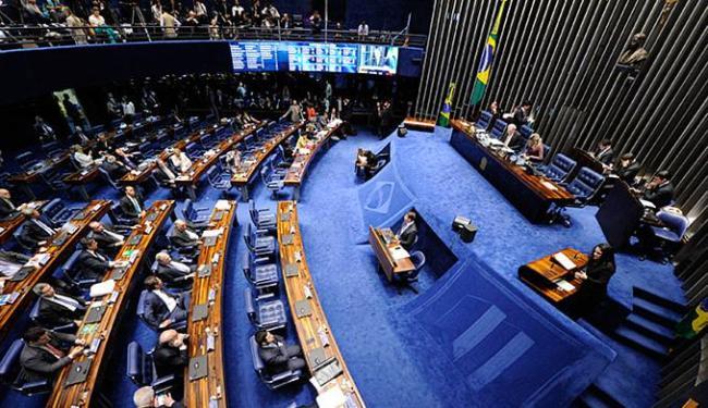 Votação começa às 11 horas desta quarta, 31 - Foto: Edilson Rodrigues l Agência Senado
