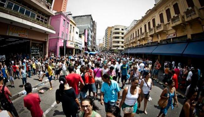 A abordagem é sobre a formação territorial e demográfica do país - Foto: Marcelo Camargo | Arquivo | Ag. Brasil