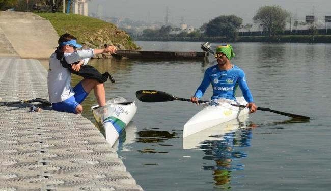 Os atletas já fazem aclimatação em São Paulo - Foto: Rovena Rosa | Ag. Brasil