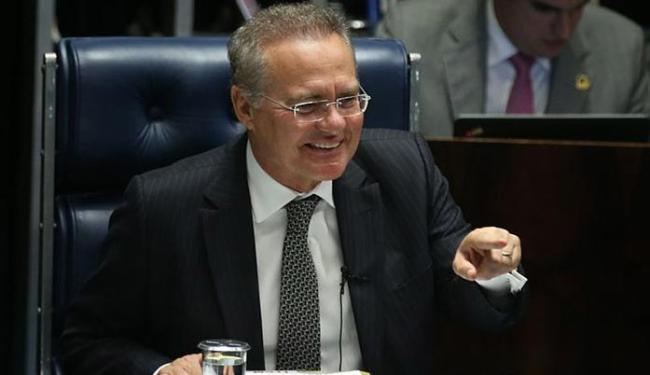 Renan abrirá a sessão e passará o comando a Lewandowski - Foto: Fabio Rodrigues Pozzebom l Agência Brasil