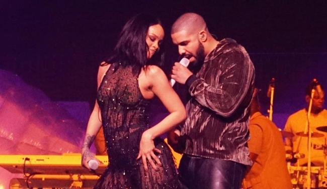 Rihanna e Drake gravaram juntos o hit Work - Foto: Divulgação | Ellen DeGeneres