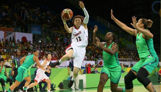 Brasil encara agora a seleção da Bielorrússia nesta terça-feira, 9 - Foto: Shannon Stapleton | Reuters