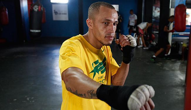 Pugilista baiano disputa sua terceira Olimpíada - Foto: Raul Spinasse´| Ag. A TARDE