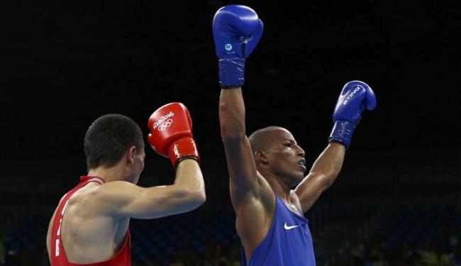 A semifinal será contra o cubano Lazaro Álvarez, tricampeão mundial e ouro nos Jogos Pan-Americano - Foto: Peter Cziborra \ Ag. Reuters