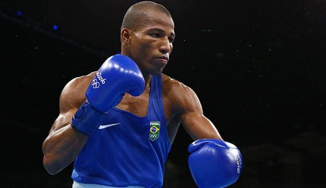 Robson Conceição busca primeiro ouro da história do boxe do Brasil - Foto: Peter Cziborra l Reuters