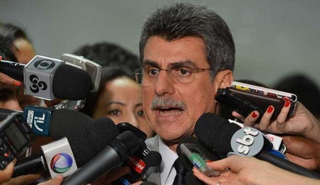 Senador criticou a atuação dos aliados da presidente afastada Dilma Rousseff - Foto: Valter Campanato / ABr Data: 23/05/2013
