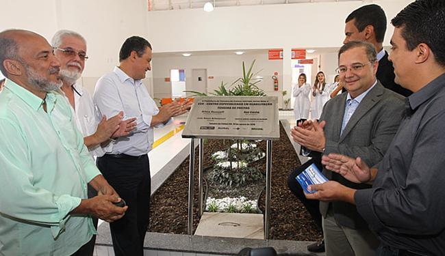 Governador entregou o Centro Especializado em Reabilitação, no município de Teixeira de Freitas - Foto: Alberto Coutinho l Gov-BA