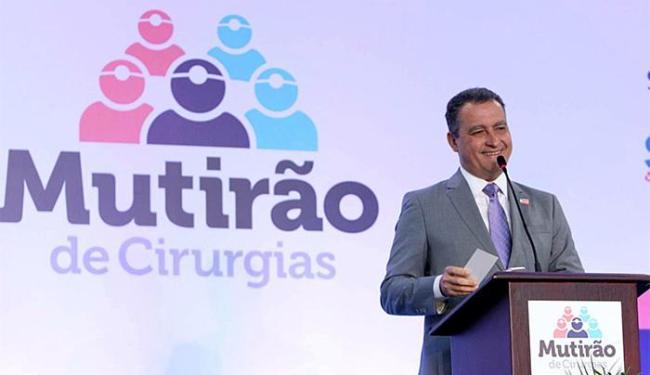 Rui Costa falou para secretários e servidores da saúde de várias cidades - Foto: Carol Garcia   Gov-BA