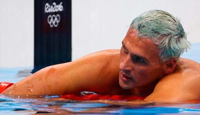 Ryan Lochte, nadador do Estados Unidos - Foto: David Gray | Agência Reuters