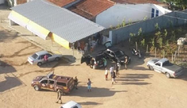 A Polícia Militar da Bahia intensificou o policiamento ostensivo no município de Feira de Santana - Foto: Reprodução | GRAER