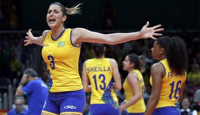 As brasileiras perdeream no tie-break - Foto: Yves Herman l Reuters