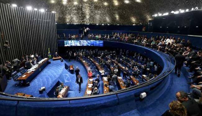 Os senadores avaliam que Dilma adotará um tom emotivo em seu discurso - Foto: Wilson Dias | Agência Brasil