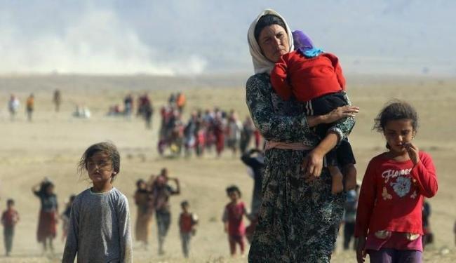 Síria em Fuga está concorrendo ao importante prêmio de televisão - Foto: Divulgação