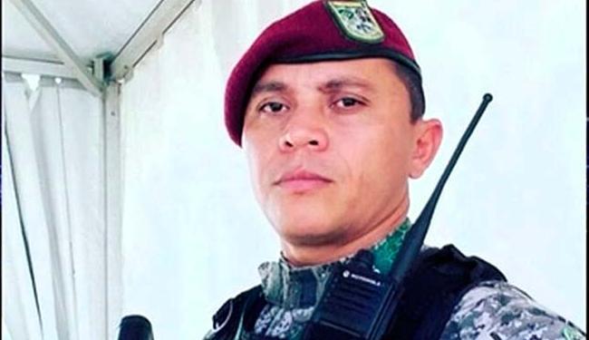Soldado Hélio Andrade atuava na Força Nacional durante a Olimpíada do Rio - Foto: Reprodução | TV Globo