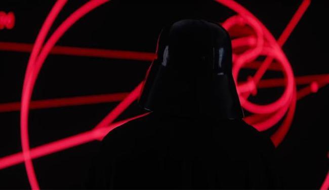 Darth Vader aparece no trailer do longa - Foto: Divulgação