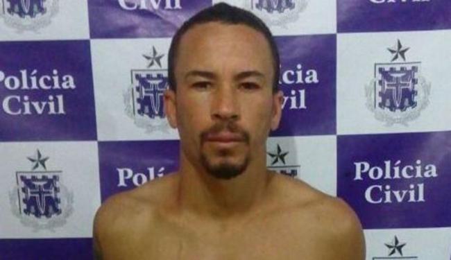 Suspeito de incendiar delegacia de Amargosa é preso - Foto: Divulgação| Polícia Civil