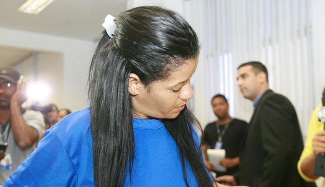 Tatiana é acusada de integrar quadrilha de assaltantes - Foto: Edilson Lima | Ag. A TARDE