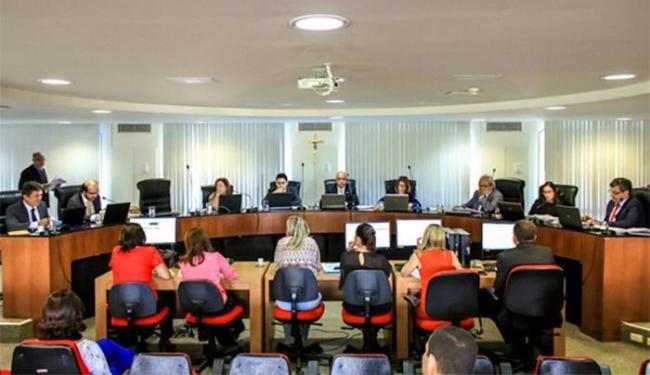 A relação foi distribuída na sessão plenária ocorrida na tarde desta terça-feira, 9 - Foto: Divulgação l TCE-BA