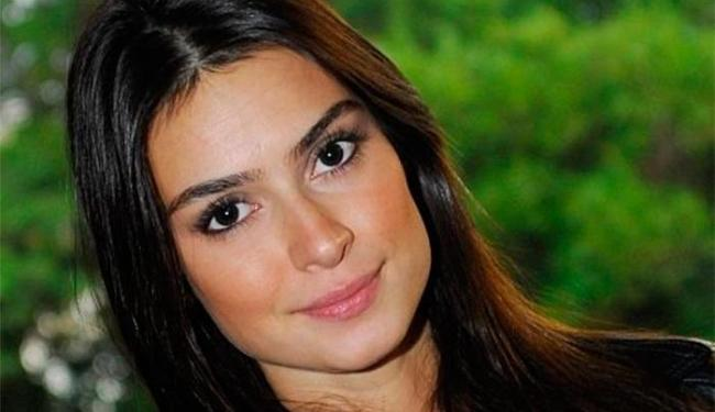 Thaila se batizou em uma igreja evangélica - Foto: TV Globo | Divulgação