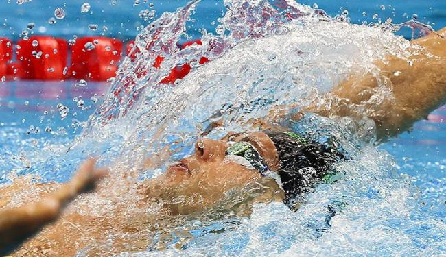 Thiago Pereira exibiu seu talento nos quatro estilos - Foto: Flávio Florido l Exemplus l COB
