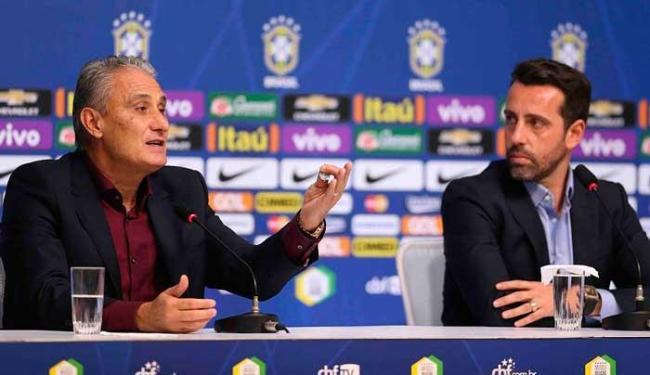 Tite iria anunciar nesta segunda-feira a lista de chamados para os jogos contra Equador - Foto: Lucas Figueiredo / MoWa Press