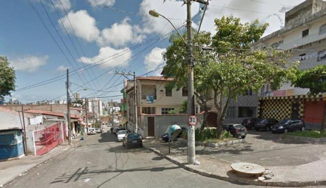 Toque de recolher no bairro do Pau Miudo - Foto: Reprodução | Google Maps