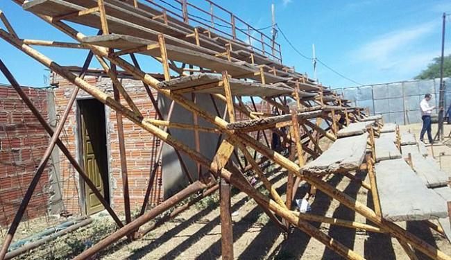 Alojamento era em local precário e sem ventilação - Foto: Divulgação l MPT-BA