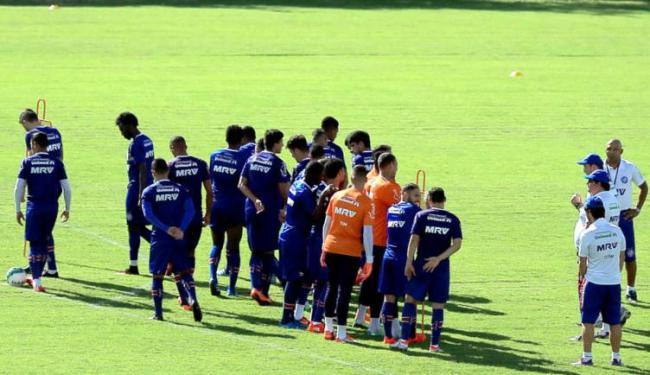 A próxima partida do Bahia, contra o Atlético-GO, na Fonte Nova, acontece apenas no dia 16 - Foto: Felipe Oliveira | E.C.Bahia