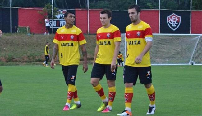 Time terá uma semana para se preparar até o próximo jogo - Foto: Francisco Galvão/ECV